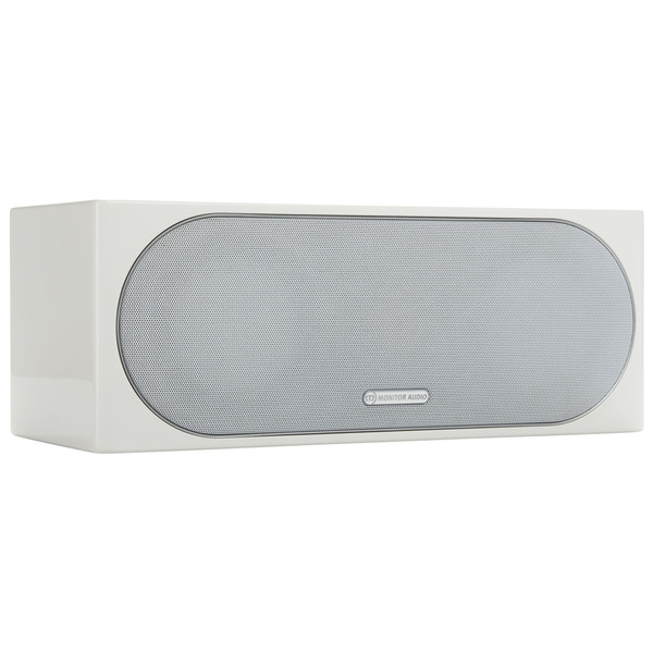 Центральный громкоговоритель Monitor Audio Radius 200 High Gloss White акустика центрального канала audio physic classic center glass black high gloss