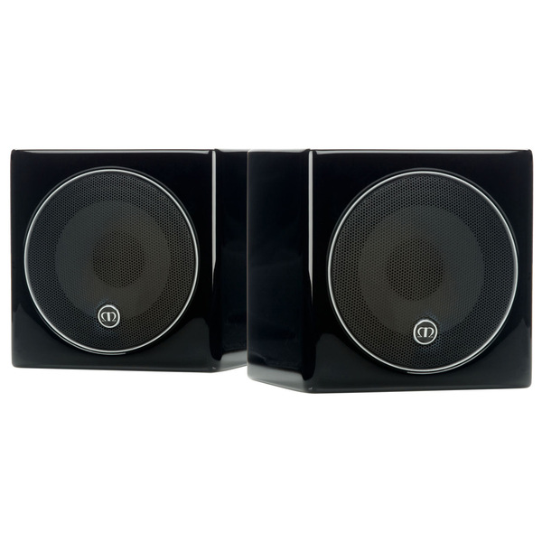 Полочная акустика Monitor Audio Radius 45 High Gloss Black акустика центрального канала audio physic classic center glass black high gloss