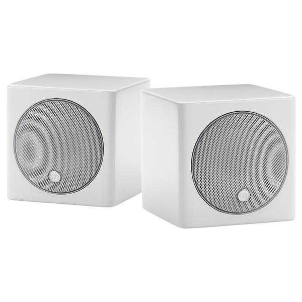 Полочная акустика Monitor Audio Radius 45 High Gloss White  monitor audio radius stand white