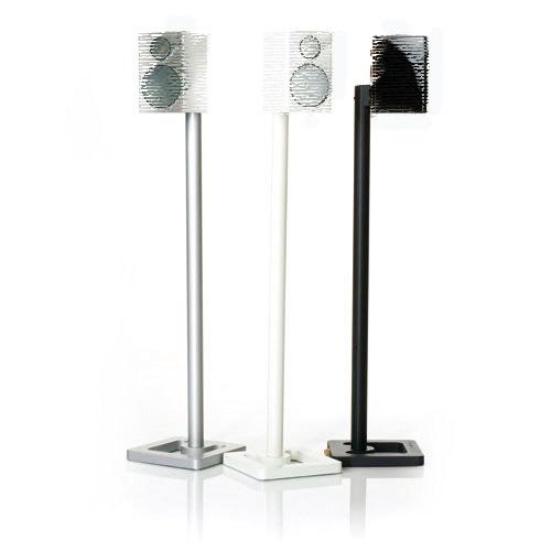 Стойка для акустики Monitor Audio Radius HD Stand Piano White (уценённый товар) акустика центрального канала heco music style center 2 piano white ash decor white