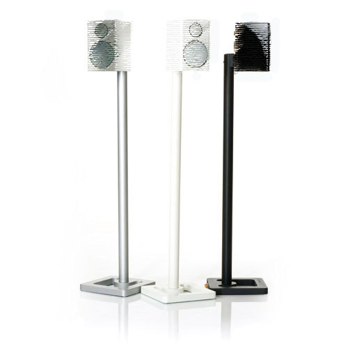 Monitor Audio Radius HD Stand Piano White