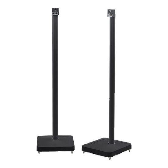 Стойка для акустики Monitor Audio Radius Stand Black  monitor audio radius stand white