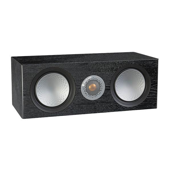 Центральный громкоговоритель Monitor Audio Silver C150 Black Oak центральный громкоговоритель monitor audio gold c150 piano black