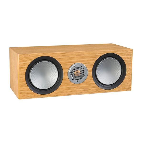 Центральный громкоговоритель Monitor Audio Silver C150 Natural Oak центральный громкоговоритель monitor audio gold c150 piano black