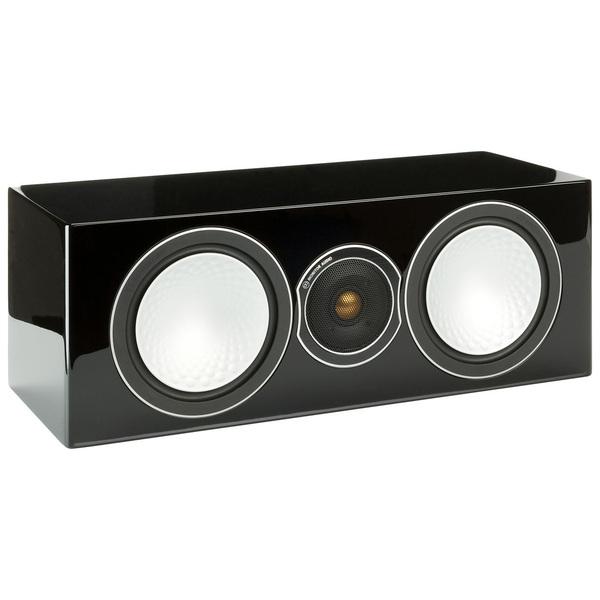 ����������� ���������������� Monitor Audio Silver Centre Black Gloss