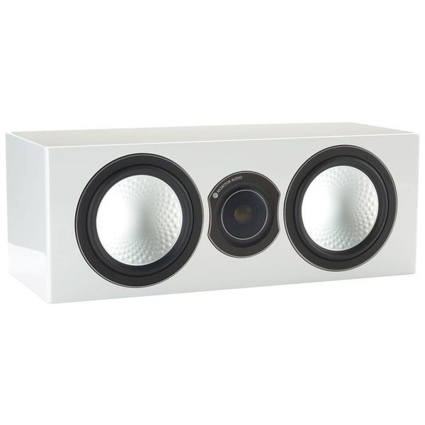 ����������� ���������������� Monitor Audio Silver Centre White Gloss