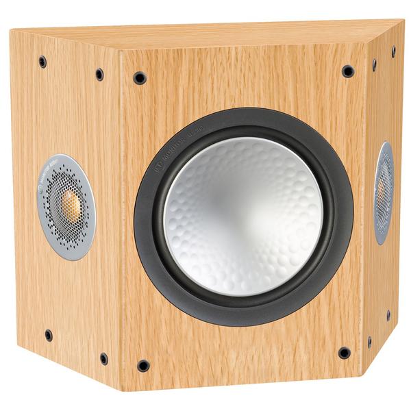 Специальная тыловая акустика Monitor Audio Silver FX 6G Natural Oak акустика центрального канала audio physic classic center oak