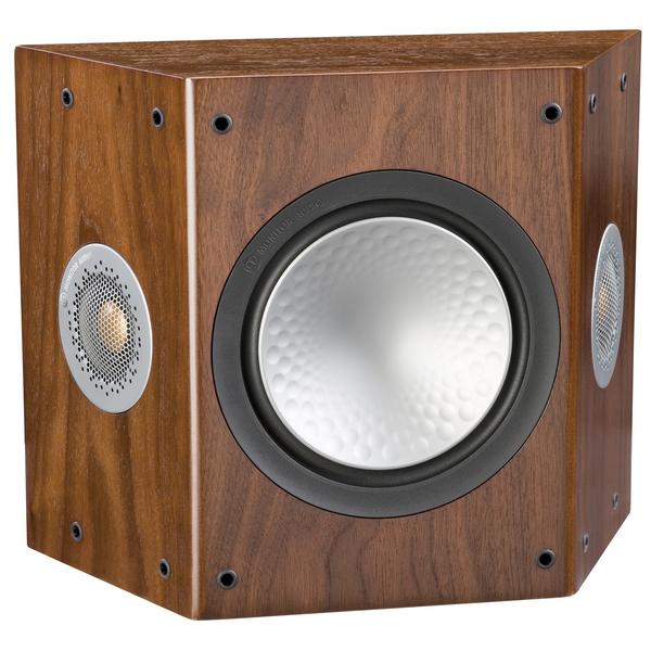 Специальная тыловая акустика Monitor Audio Silver FX 6G Walnut акустика центрального канала audio physic classic center walnut