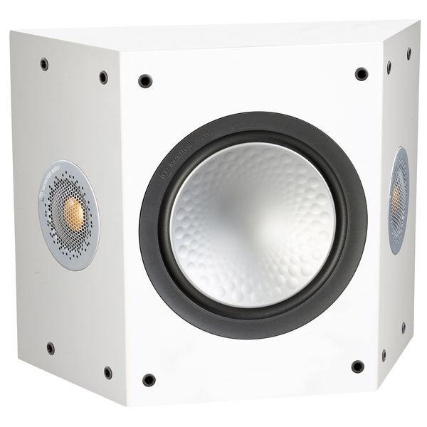 Специальная тыловая акустика Monitor Audio Silver FX 6G White акустика центрального канала heco elementa center 30 white satin