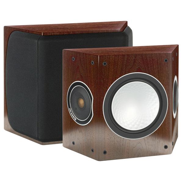 Специальная тыловая акустика Monitor Audio Silver FX Walnut