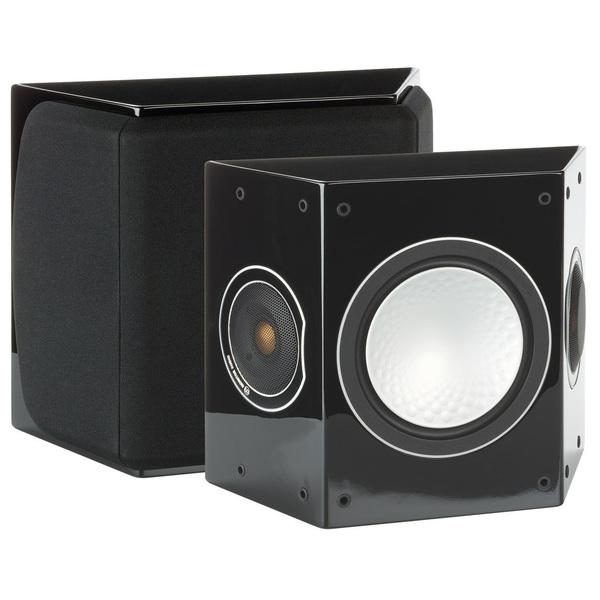 Специальная тыловая акустика Monitor Audio Silver FX Black Gloss настенный светильник ideal lux soda ap2 idlx 105727