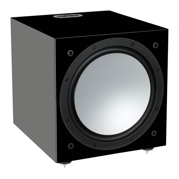 купить Активный сабвуфер Monitor Audio Silver W12 6G Black Gloss недорого
