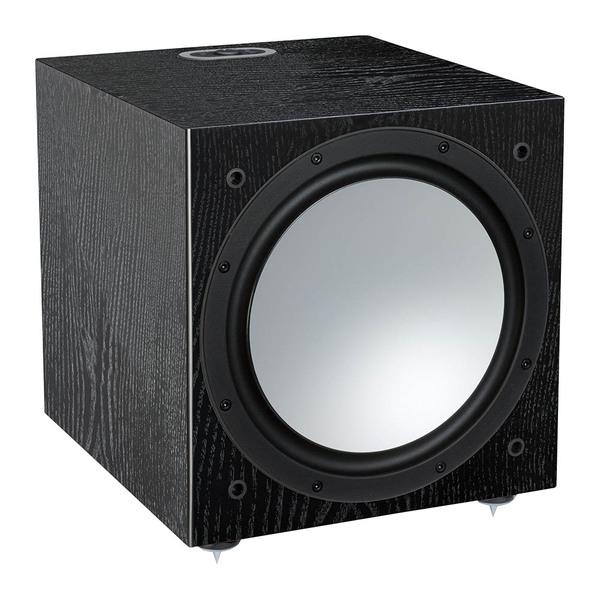 Активный сабвуфер Monitor Audio Silver W12 6G Black Oak настенный светильник ideal lux soda ap2 idlx 105727
