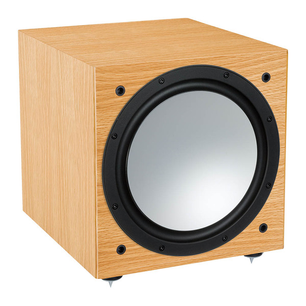 Активный сабвуфер Monitor Audio Silver W12 6G Natural Oak коляска 2 в 1 коляска 2 в 1 jetem felisa жаккард бирюза
