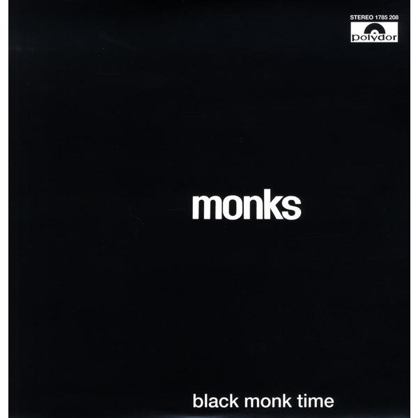 MONKS MONKS - BLACK MONK TIME