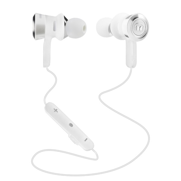 Беспроводные наушники Monster Clarity HD In-ear Bluetooth White утюг delta lux dl 710 white blue