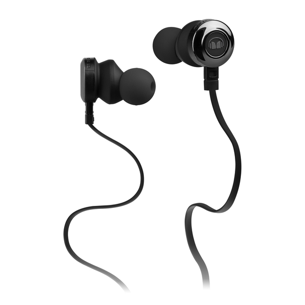 Внутриканальные наушники Monster Clarity HD In-Ear Headphones Black casio часы edifice efr 538d 1a