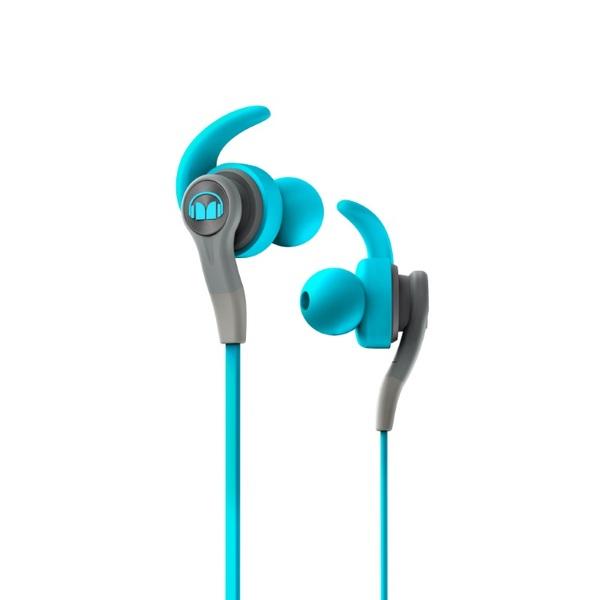 все цены на  Внутриканальные наушники Monster iSport Compete In-Ear Blue  онлайн