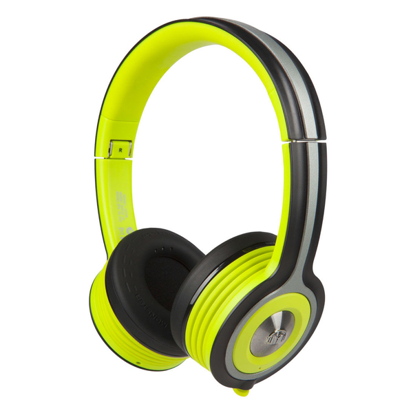 Monster iSport Freedom Wireless Bluetooth On-Ear Green