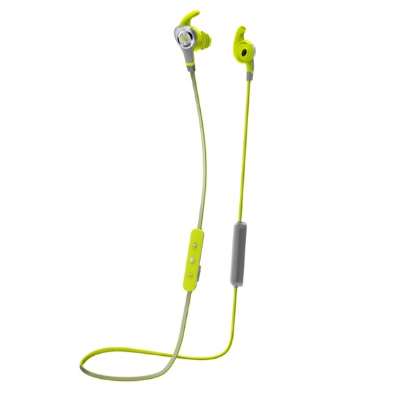 Беспроводные наушники Monster iSport Intensity In-Ear Wireless Green