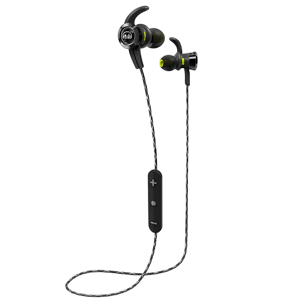 Беспроводные наушники Monster iSport Victory In-Ear Wireless Black
