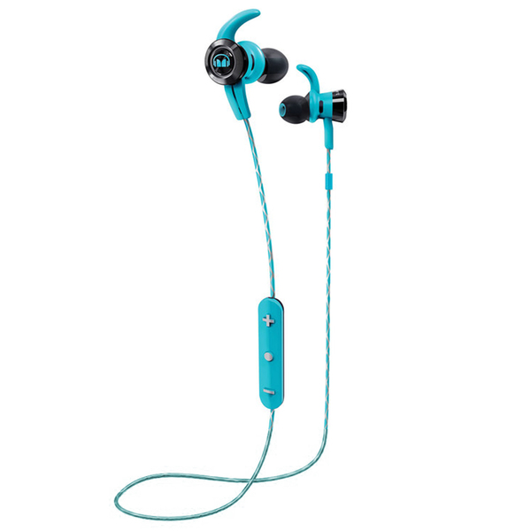Беспроводные наушники Monster iSport Victory In-Ear Wireless Blue lacywear s52715 2518 2542