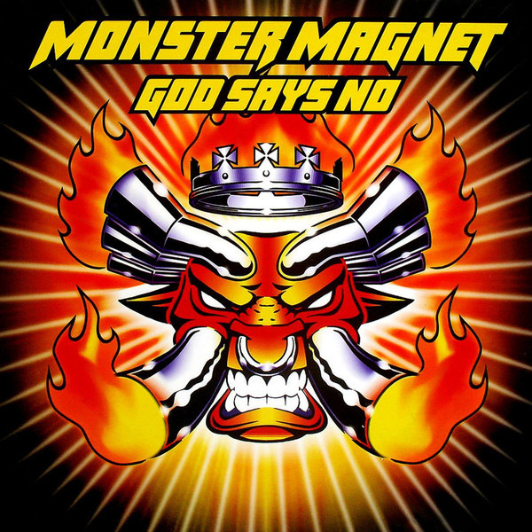 Monster Magnet Monster Magnet - God Says No (2 LP) sara says no starter level cd rom