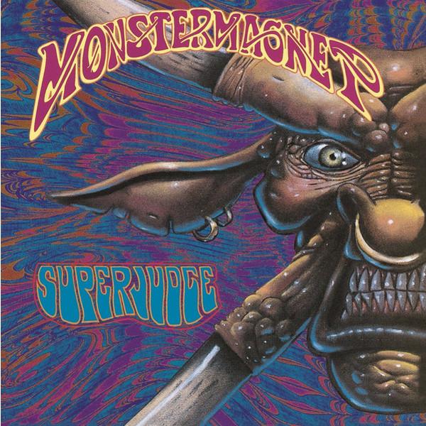 MONSTER MAGNET MONSTER MAGNET - SUPERJUDGE (2 LP)