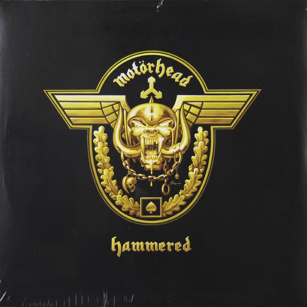 MOTORHEAD MOTORHEAD - HAMMEREDВиниловая пластинка<br><br>