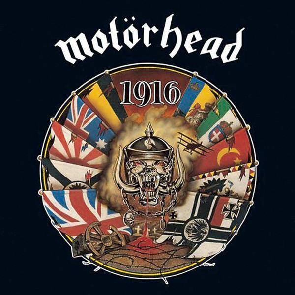MOTORHEAD MOTORHEAD - 1916