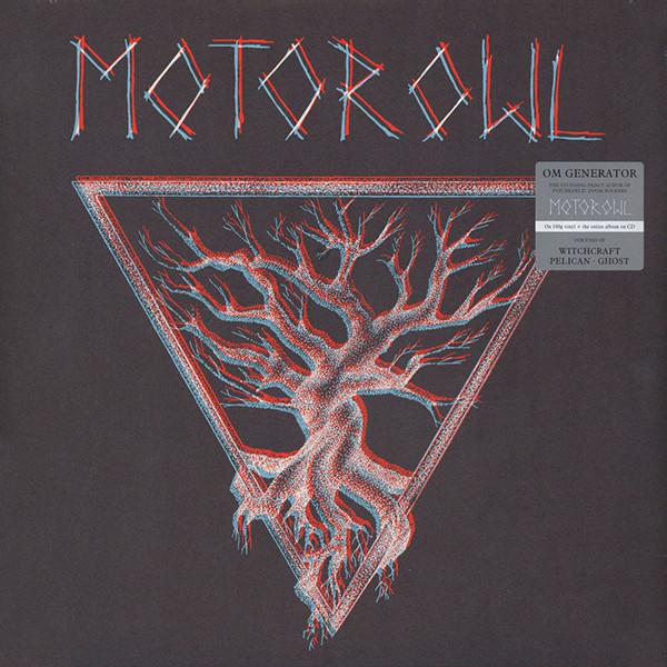 Motorowl Motorowl - Om Generator (lp+cd) partners lp cd