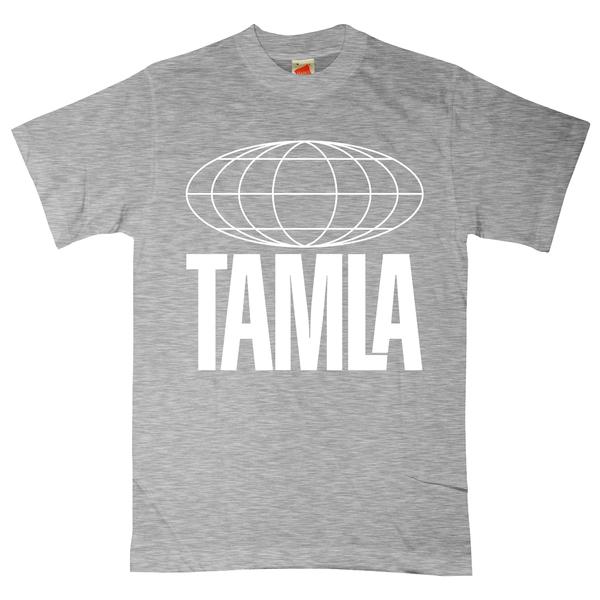 Футболка мужская Motown - Tamla Logo Grey (размер S)