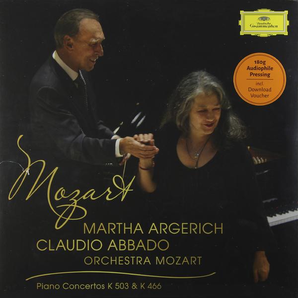 Mozart Mozart - Piano Concerto No.25 (180 Gr)