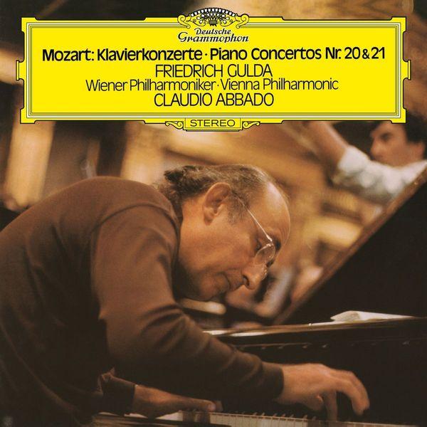 Mozart Mozart - Piano Concertos 20   21 борис березовский concertos pour piano 2