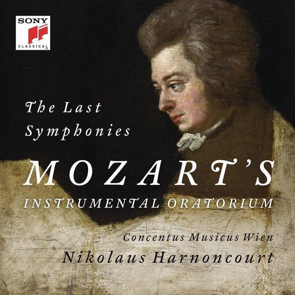MOZART MOZART - SYMPHONIES NOS. 39, 40   41 (3 LP)
