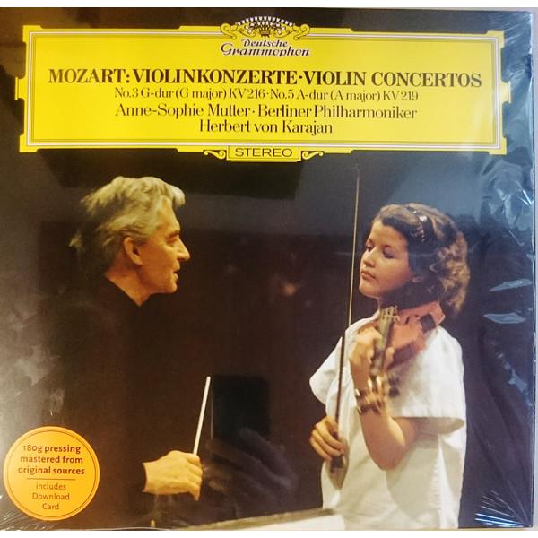 все цены на Mozart Mozart - Violin Concertos 3   5