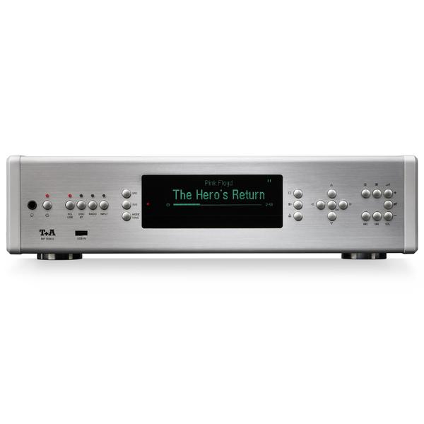 цена на CD проигрыватель T+A MP 1000 E Silver