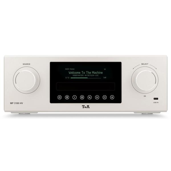 цена на CD проигрыватель T+A MP 3100 HV Silver