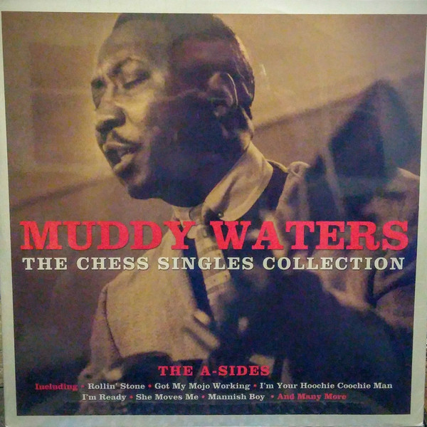 MUDDY WATERS MUDDY WATERS  - THE CHESS SINGLES COLLECTION (2 LP)Виниловая пластинка<br><br>