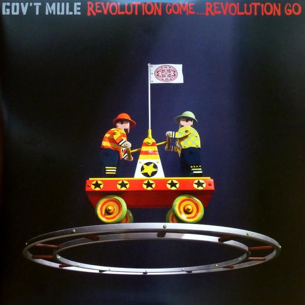 цена Gov't Mule Gov't Mule - Revolution Come... Revolution Go (2 LP) онлайн в 2017 году