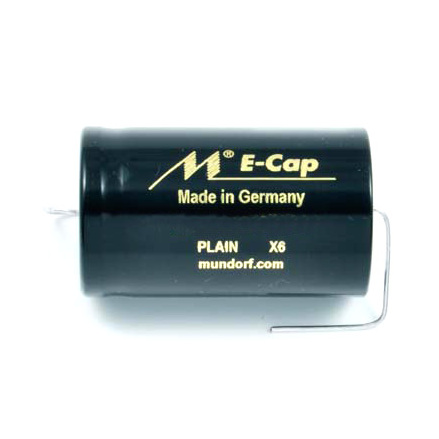 Конденсатор Mundorf - MundorfКонденсатор<br>Напряжение, В: 50; Размер, мм: 25 * 38; Ёмкость, мкФ: 33<br>