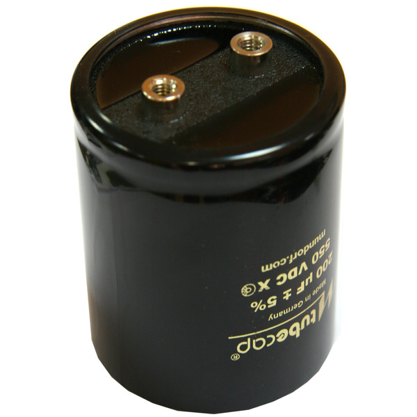 Mundorf Tubecap 550 VDC 200 uF