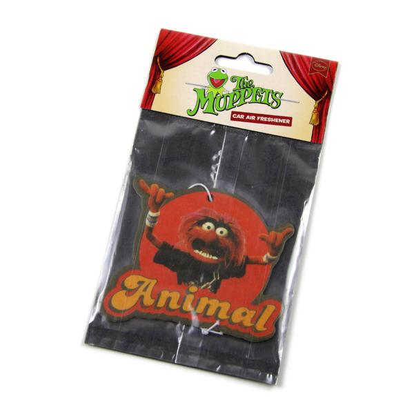 Автомобильный освежитель воздуха Muppets - Animal