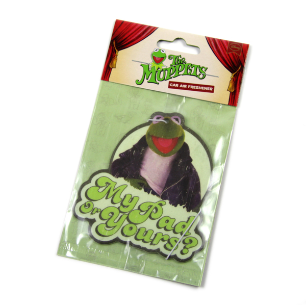Автомобильный освежитель воздуха Muppets - Kermit