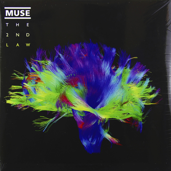 MUSE MUSE - 2ND LAW (2 LP) muse
