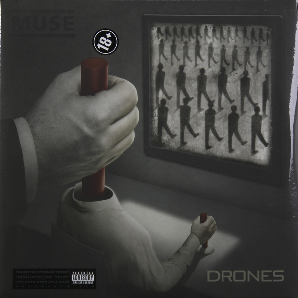 MUSE MUSE - Drones (2 LP) muse