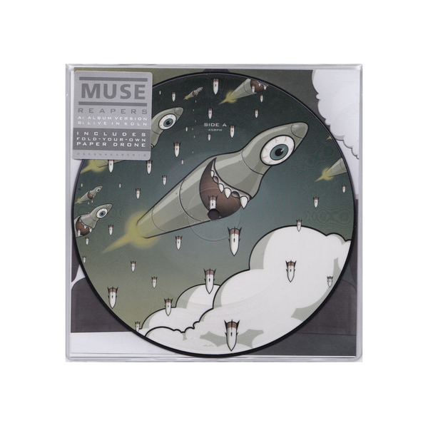 MUSE MUSE - Reapers (7 ) muse