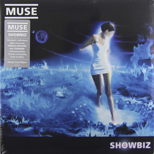 MUSE MUSE - Showbiz muse