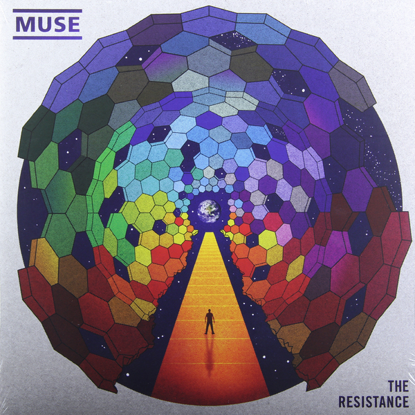 MUSE MUSE - The Resistance (2 LP) muse
