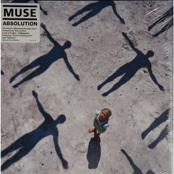 MUSE MUSE - ABSOLUTION (2 LP) muse